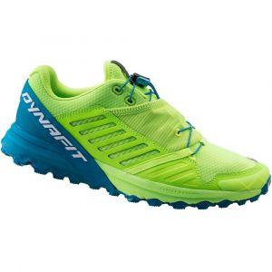 Dynafit Chaussures Alpine Pro - Fluo Yellow / Mykonos Blue - Taille EU 40