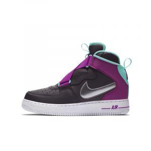 Nike Chaussure Air Force 1 Highness pour Enfant plus âgé - Gris - 37.5 - Unisex