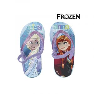 Tongs Frozen Taille des chaussures - 35