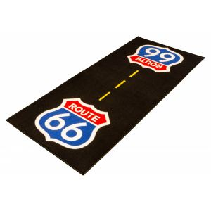 BikeTek Tapis environnemental Bike It ROUTE 66