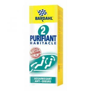 Bardahl Purifiant clim et chauffage pour habitacle 2 Hygien' 125 ml