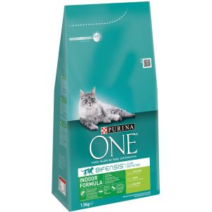 Purina ONE Indoor Formula pour chat - 1,5 kg