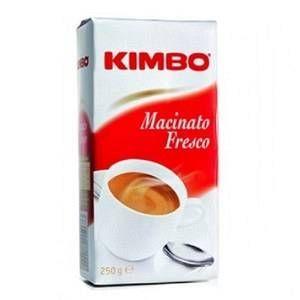 Kimbo CAFE MACINATO FRESCO 250GR