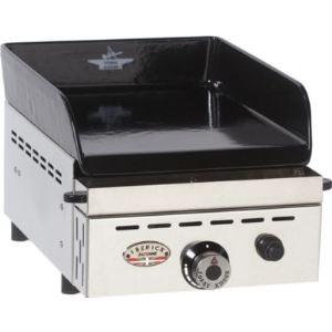 Forgeadour Prestige 300 - Plancha à gaz posable 1 brûleur