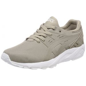 Asics Gel-Kayano Trainer Evo GS, Chaussures de Running Mixte Enfant, Beige (Moon Rock Moon Rock 9191), 39 EU