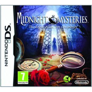 Midnight Mysteries : La Conspiration d'Edgar Allan Poe [NDS]
