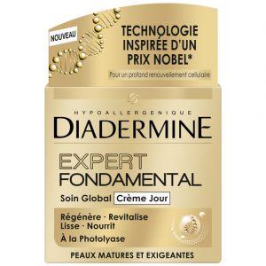 Diadermine Soin global Crème jour - Expert Fondamental