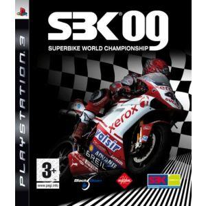 SBK 09 : Superbike World Championship [PS3]