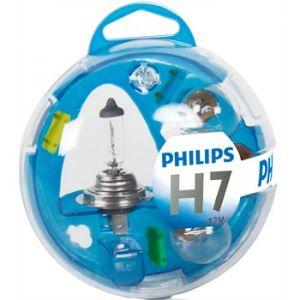 Philips Coffret ampoules H7 5 ampoules