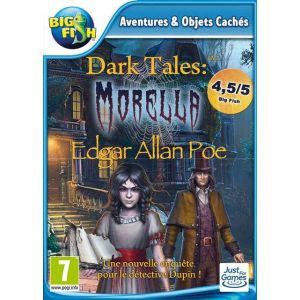Dark Tales: Morella par Edgar Allan Poe [PC]