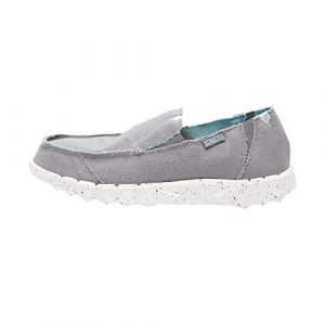 Dude Chaussures Hey farty funk Gris - Taille 40,41,42,43,44,45