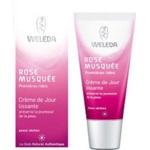 Weleda Rose Musquée - Crème de jour lissante première rides