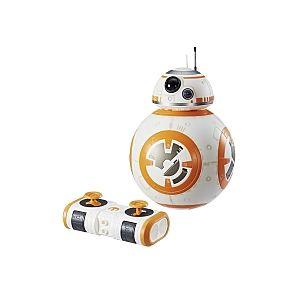 Hasbro Star Wars Episode VIII - BB8 Deluxe Radiocommandé