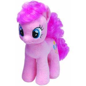 Ty Peluche Mon Petit Poney : Pinkie Pie 18 cm