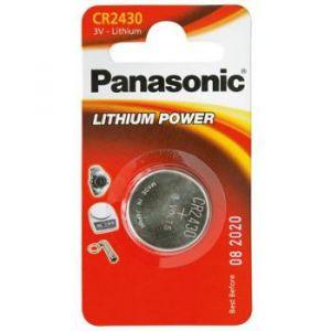 Panasonic CR2430 - 1 Pile bouton