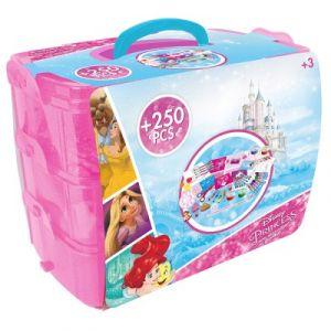 D'arpèje Coffret 250 pièces Princesses Disney