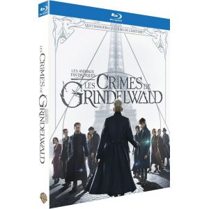 Les Animaux fantastiques : Les Crimes de Grindelwald [Blu-ray]
