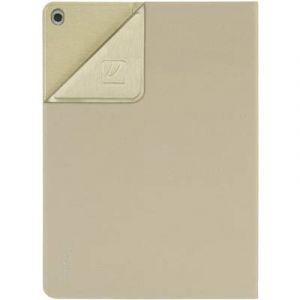 Tucano Minerale - Protection à rabat pour tablette - or - pour Apple 9.7-inch iPad