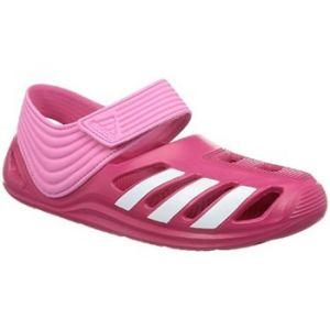 Adidas Sandales Sandale Tong Claquette Enfant Zsandale rose - Taille 29,30,33,34,35
