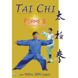 Taï Chi Forme 8 : Mouvements Spiralés