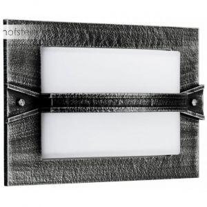 Albert Leuchten 606263 - Applique d'extérieur style rustique noir