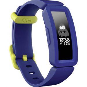 Fitbit Bracelet connecté Ace 2 bleu et jaune