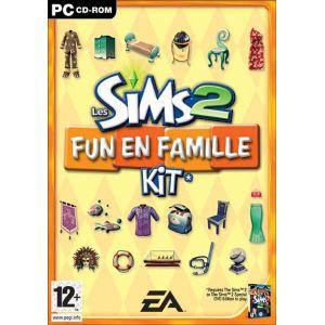 Les Sims 2 Edition DVD + Kit Fun en Famille - Le jeu + l'extension [PC]