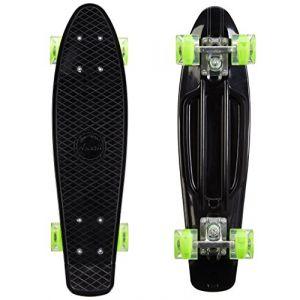 Templar Skateboard Vintage - Roues Lumineuses