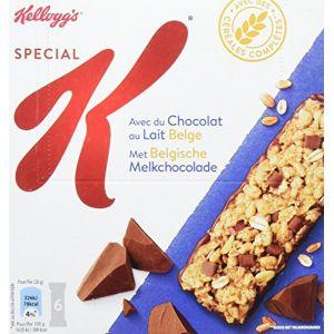 Kellogg's Spécial K - Barre Chocolat au lait 120 g