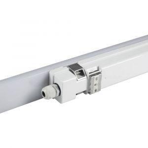 Müller Licht Luminaire étanche LED pour pièce humide 20300541 LED intégrée 25 W blanc neutre blanc