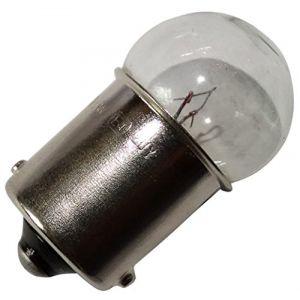 Aerzetix : 10 ampoules 12V 5W R5W BA15S