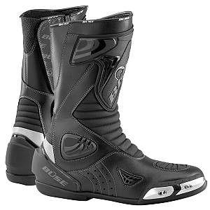 Büse Sport Bottes de moto Noir 43