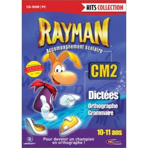 Rayman : Dictées CM2 [Windows]