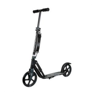 Hudora Trottinette enfant Big Wheel 205 noir/anthracite 14825