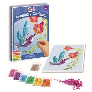 Sentosphère Sequins & Colours : Colibri