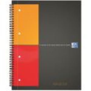 Oxford Cahier bloc-notes Filingbook (A4+)