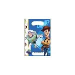 6 sachets de fête Toy Story 3