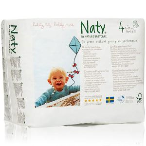 Naty Couche Naty taille 4 Maxi (8-15 kg) - paquet de 22
