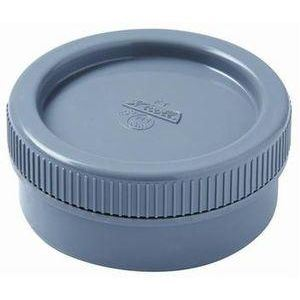 Nicoll FB - Tampon de visite avec bouchon PVC MF diamètre : 200