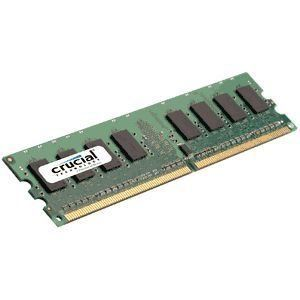 Crucial CT51264AA667 - Barrette mémoire 4 Go DDR2 667 MHz 240 broches