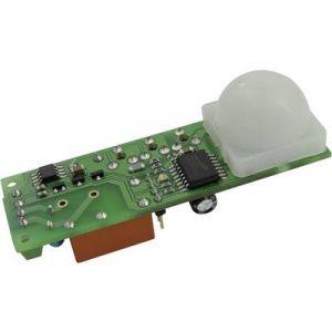 B+B Thermo-Technik Module détecteur de mouvement PIR avec lentille Fresnell B+B Thermo-Technik PIR-ASIC-FRES 12 V/DC 11 15 V/DC (L x l x