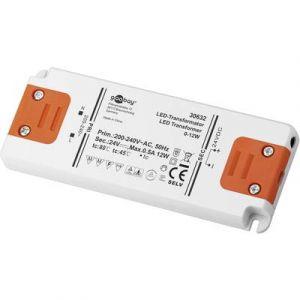 Goobay Driver LED 30632 0 - 12 W 24 V/DC
