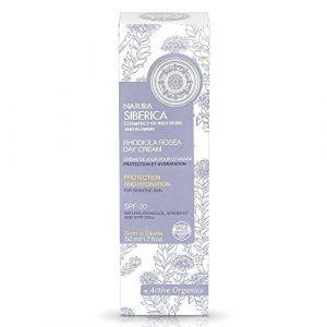 Natura siberica Crème de jour à la rhodiola rosea