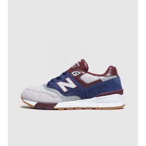 New Balance Ml597 chaussures bleu gris bordeaux 42 EU