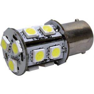 EUFAB Ampoule à Leds Cms Ba15S blanches