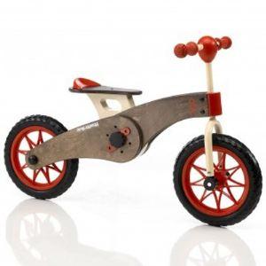 Italtrike Tricycle et draisienne 2 en 1 en bois