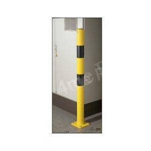 Mottez B351SD89H120 - Poteau de protection Ø 89 mm hauteur 120 cm