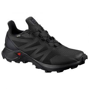 Salomon Chaussures Supercross Goretex - Black / Black / Black - Taille EU 44 2/3
