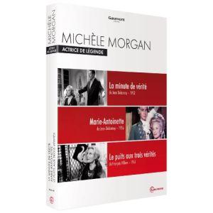 Coffret Actrice de Légende : Michèle Morgan