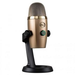 Blue microphones Yeti Nano - Or - Microphone